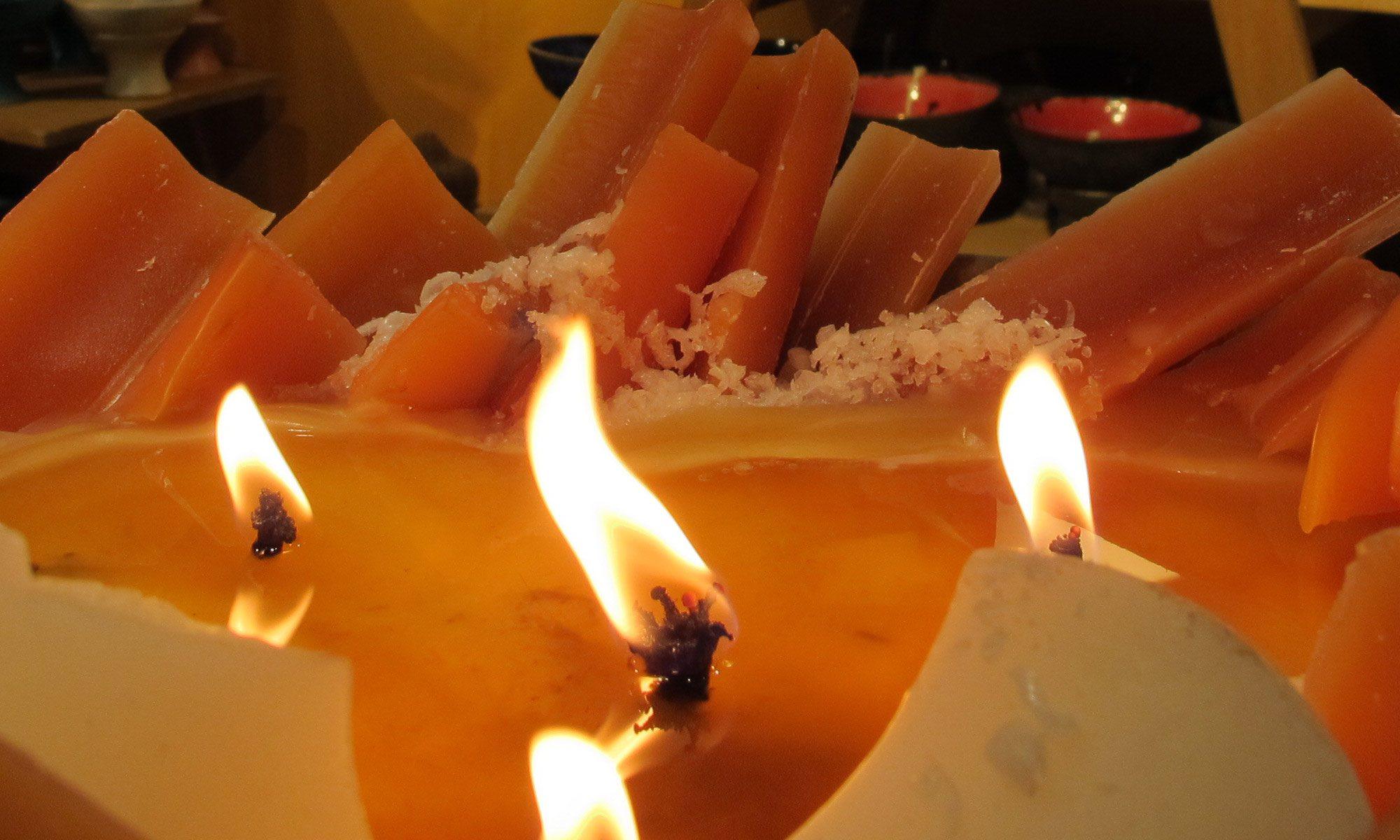 Kerzenrestefresser® Der Schmelzkreis